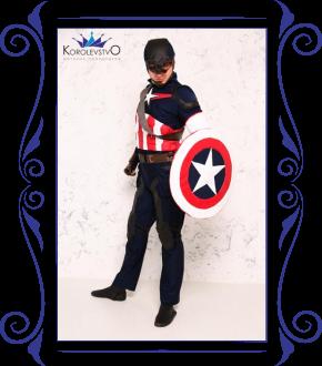 Америка капитаны